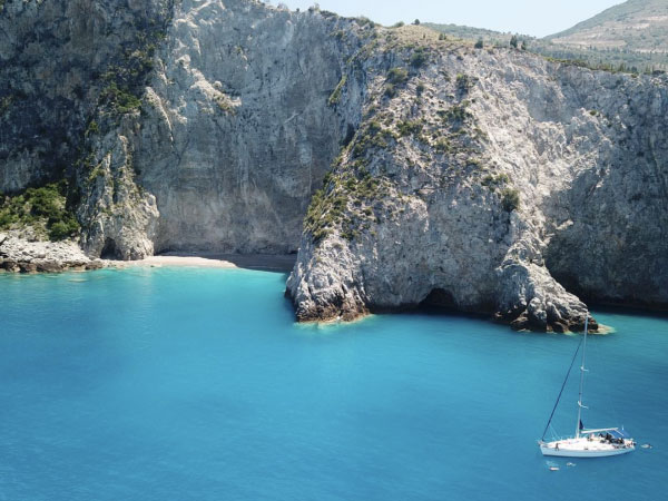 Greece sailing holiday in Ionian Sea