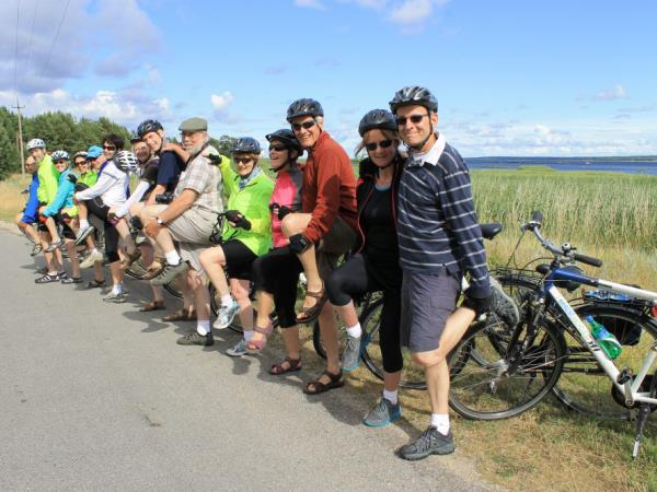 Baltic cycling holiday
