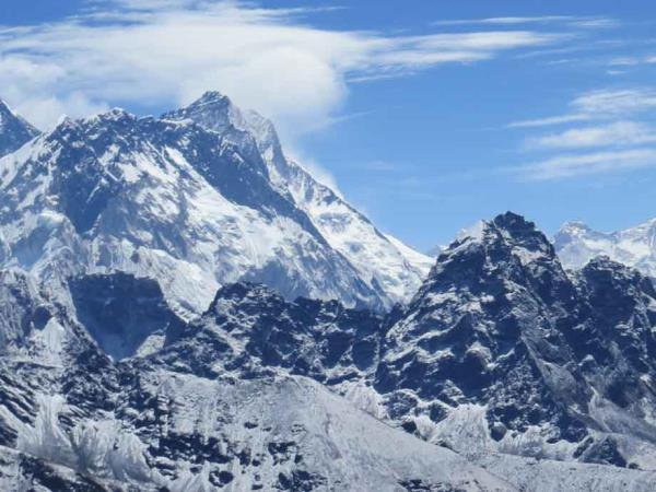 Nepal small group trekking tour, Three Passes