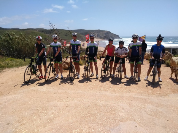 Cycling training camp holiday in Portgual
