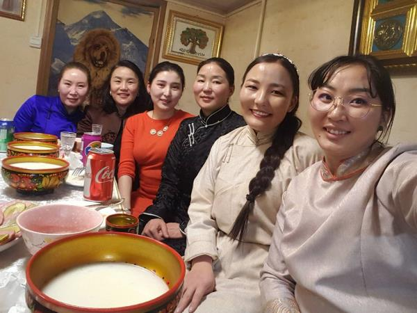 Women only tour in Mongolia