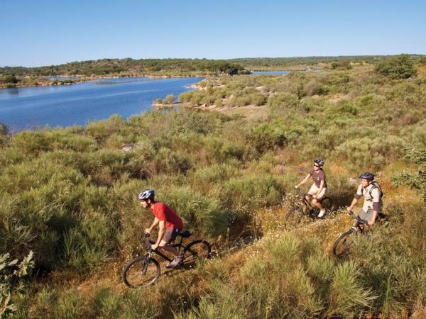 Eastern Algarve cycling holiday in Portugal