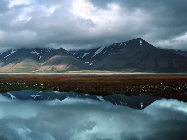 Spitsbergen expedition cruise to the Arctic