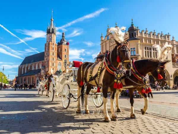 Poland and Slovakia family holiday
