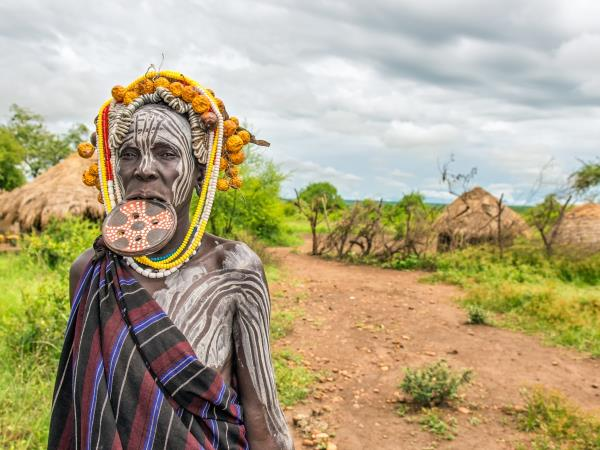 Ethiopia holiday, Tribes of the Omo Valley