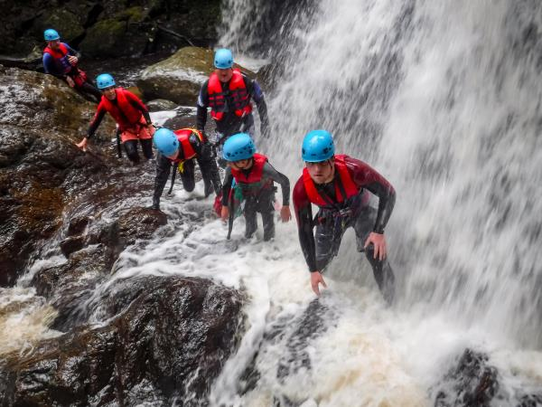 North Wales multi activity short break