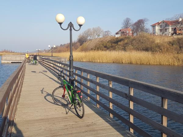 Baltic Coast small group cycling holiday