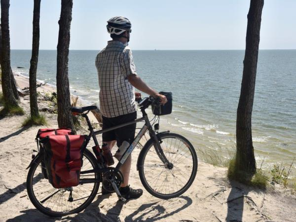 Lithuania to Poland cycling holiday