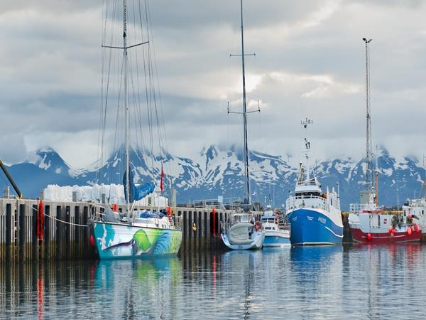 Scotland to Iceland sailing holiday