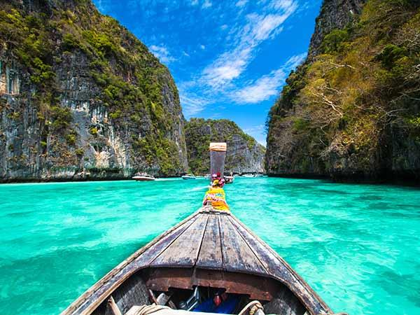 South East Asia holiday, culture and beach