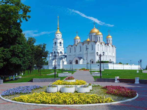 Russia history and culture holiday