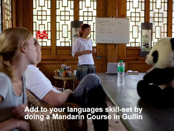 Learn Mandarin in China