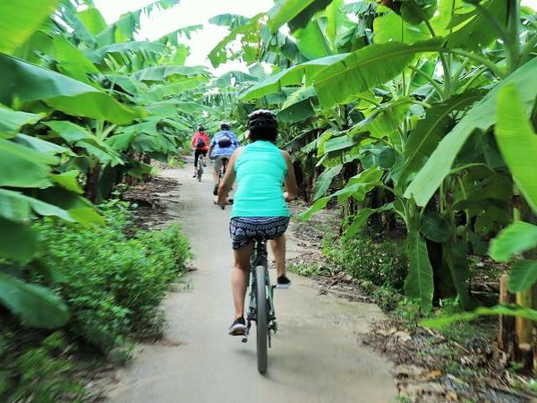 Activity holiday in Vietnam hike, bike & kayak