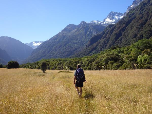 New Zealand hiking & adventure holiday