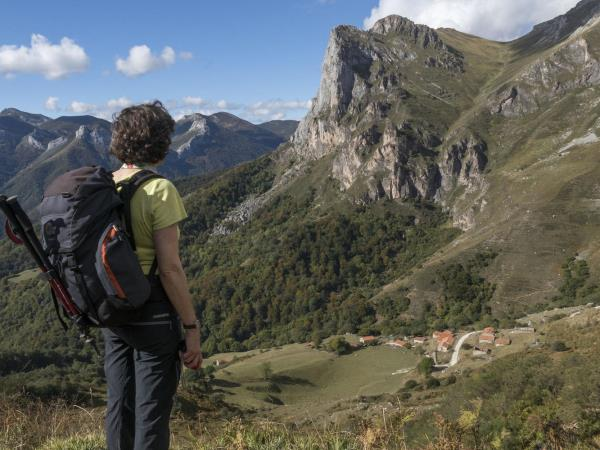 Picos inn to inn walking holiday in Spain