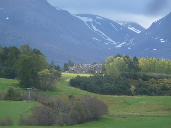 Short break walking holiday in Scotland, Lairig Ghru