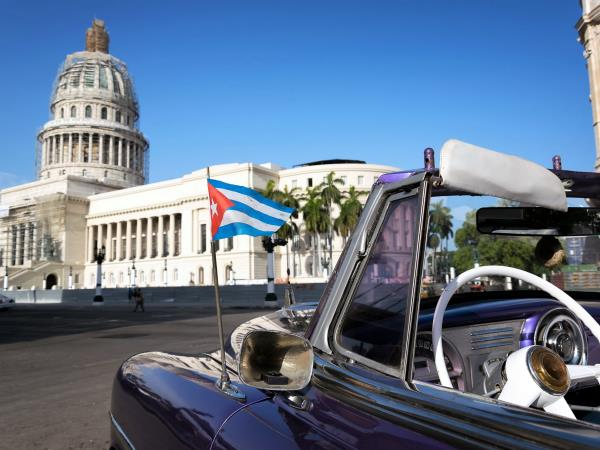 Cuba group tours, 8 days