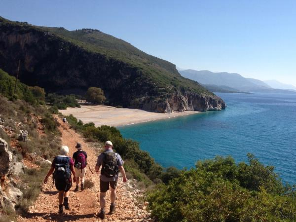 Walking in Southern Albania holiday