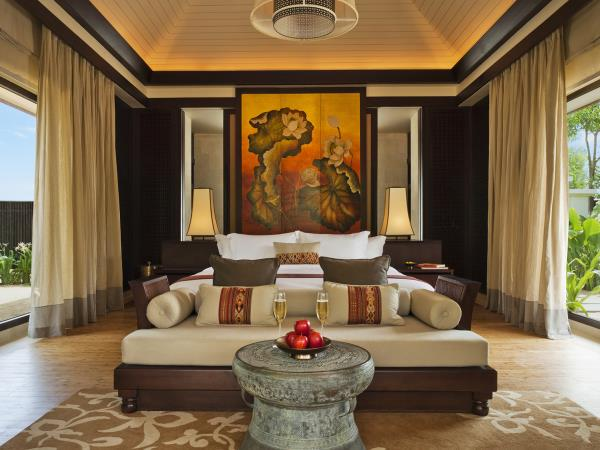 Vietnam luxury beach resort, Banyan Tree