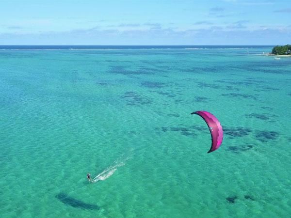 Hiking holiday in Reunion and kitesurfing in Mauritius