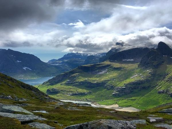 Norway and Scottish Islands sailing holiday