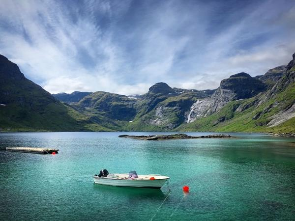 Norwegian Fjords sailing holiday