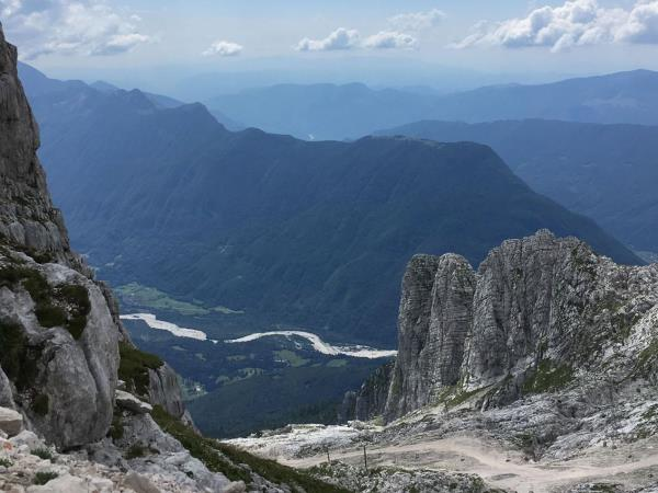 Slovenia hiking holiday in the Julian Alps