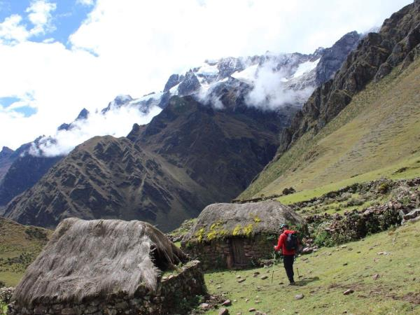 Ancascocha 5 day trek in Peru