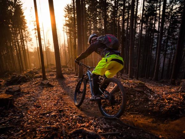 Mountain biking holidays in Europe