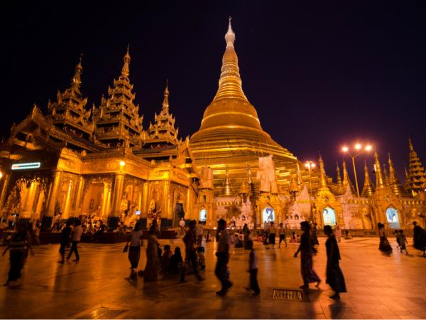 Southern Myanmar 7 day tour