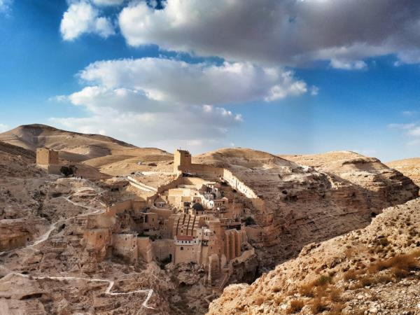 Palestine walking holiday with Leon McCarron