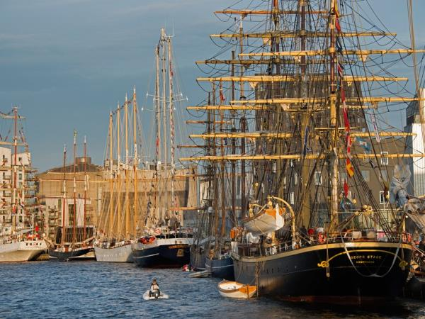 Tall ships racing holiday, Denmark to Norway