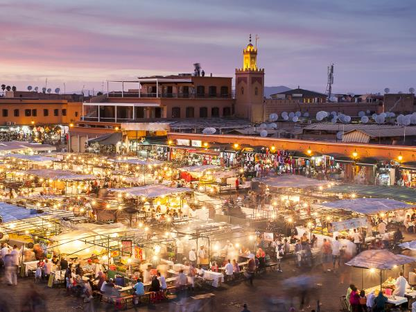 Photography holiday in Morocco