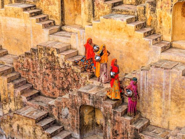 Northern India holiday, small group