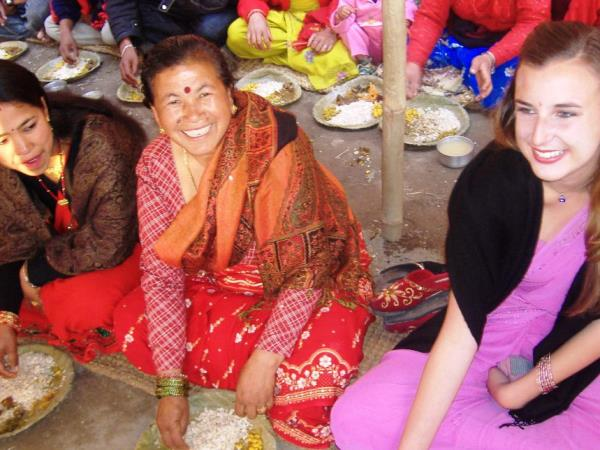 Women�s empowerment volunteering in Nepal
