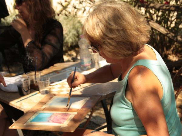 Drawing and Painting holiday in Portugal