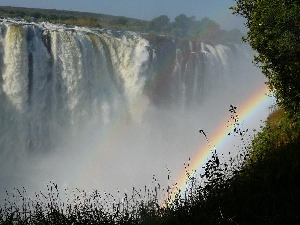 Botswana safari with Victoria Falls