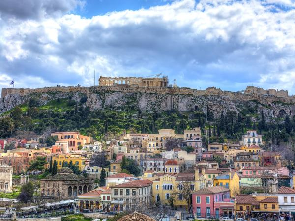 Greece ancient monuments tour