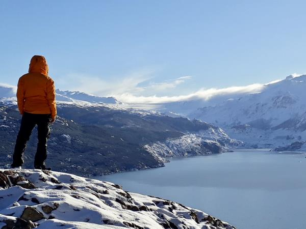 Winter in Patagonia holiday