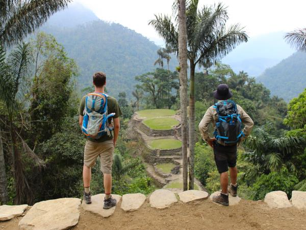 Colombia trekking holiday, hidden Colombia