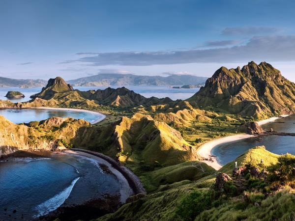 Java, Flores and Sulawesi holiday, Indonesia