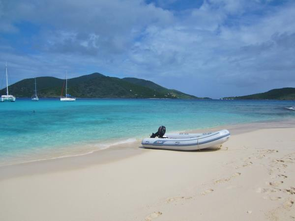 British Virgin Islands flotilla sailing holiday