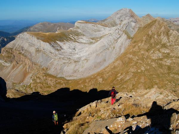 Guided hiking holiday in the Pyrenees