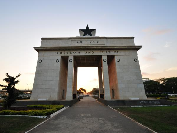 Ghana to Sierra Leone, West Africa overland tour
