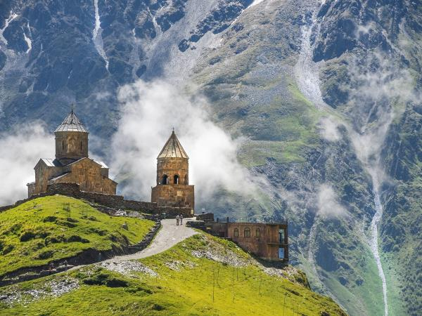 Armenia and Georgia tours, small group