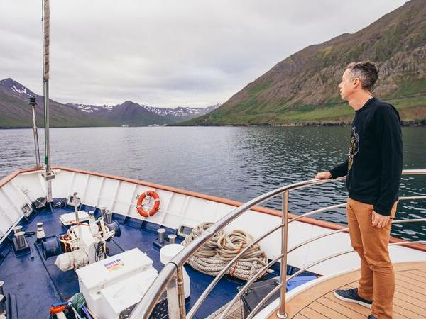 Cruising Iceland's Wild West Coast