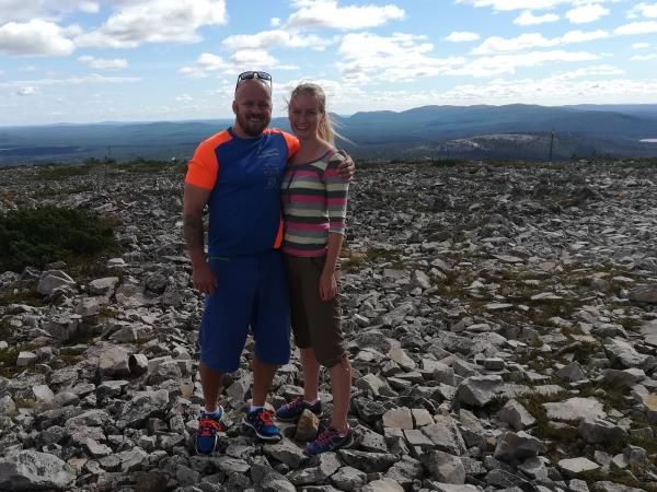 Summer holiday in Finnish Lapland