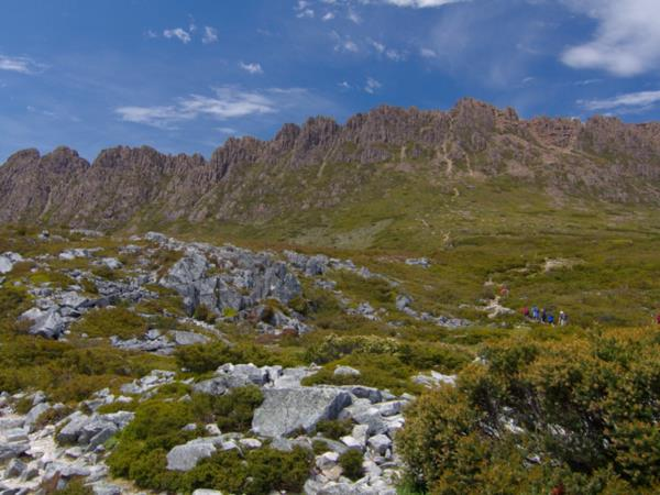 Cradle Mountain walking holiday in Tasmania, self guided