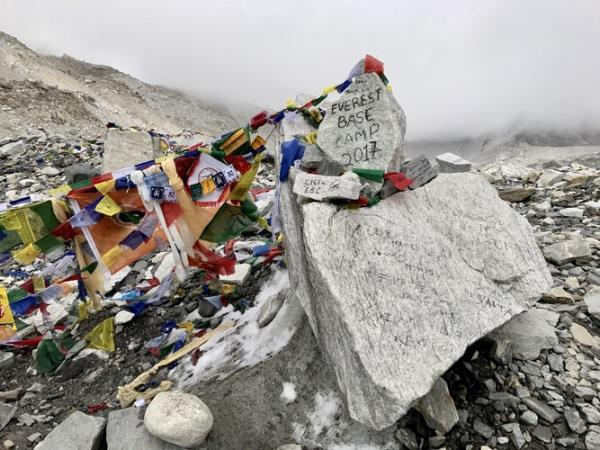Everest Base Camp heli trek, Nepal