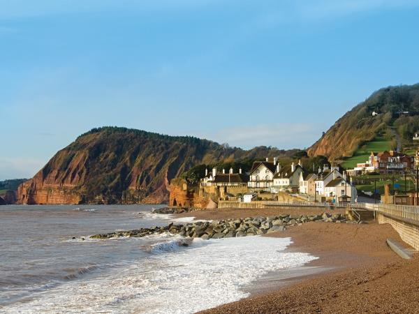 Sidmouth and the Devon Coast walking holiday